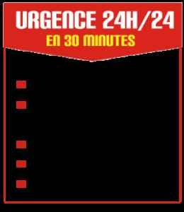 Contactez notre entreprise de serrurerie à Nice Riquier pour toutes les urgences 24/24 et 7/7